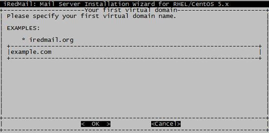 первый виртуальный домен